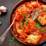 chicken with tomato